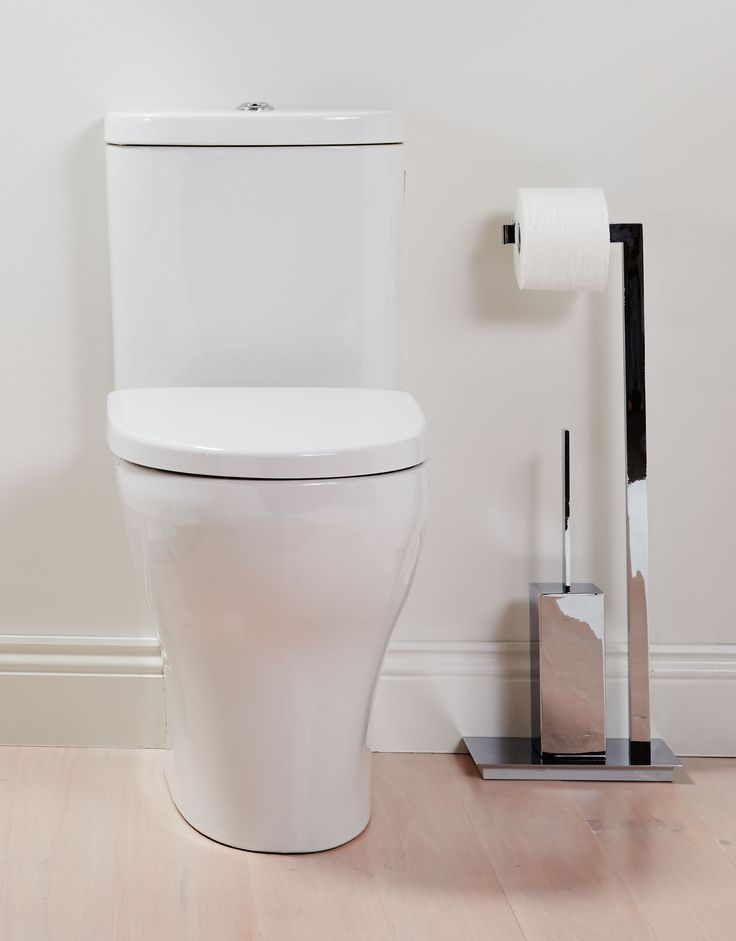 Bold yet elegant, the Porcher Cygnet Back To Wall Square Toilet Suite works equally well in both older and newer homes creating the perfect space for your family.