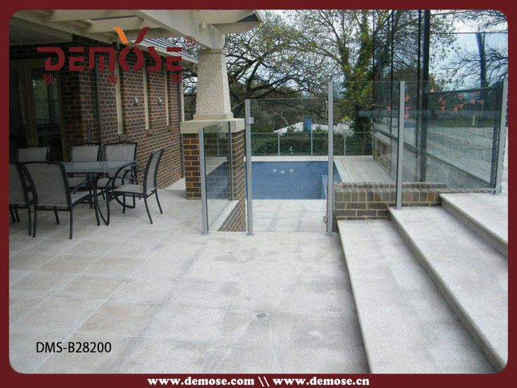 1000 Ideas About Glass Fence On Pinterest Pool Fence