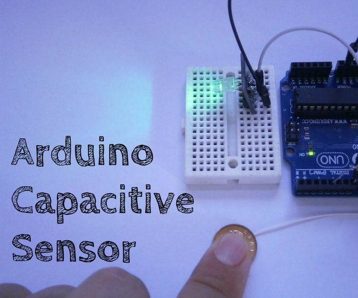 Hello !Today I will show you how to make a capacitive sensor with Arduino UNO.