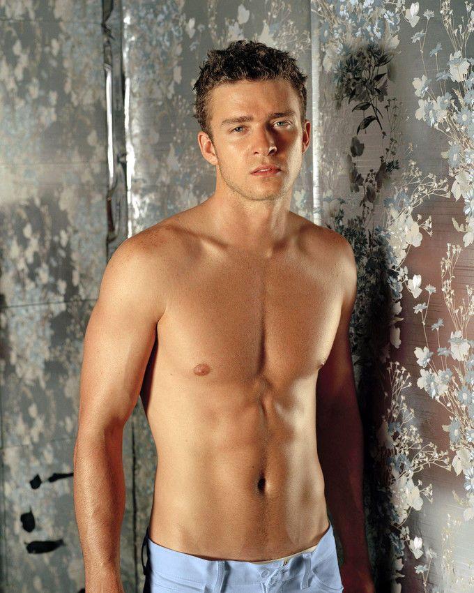 Shirtless Justin Timberlake   Hot Pics, Photos and Images