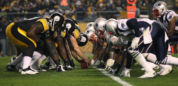 Pittsburgh Steelers vs New England Patriots NFL Live Stream - NFL Conference Championships