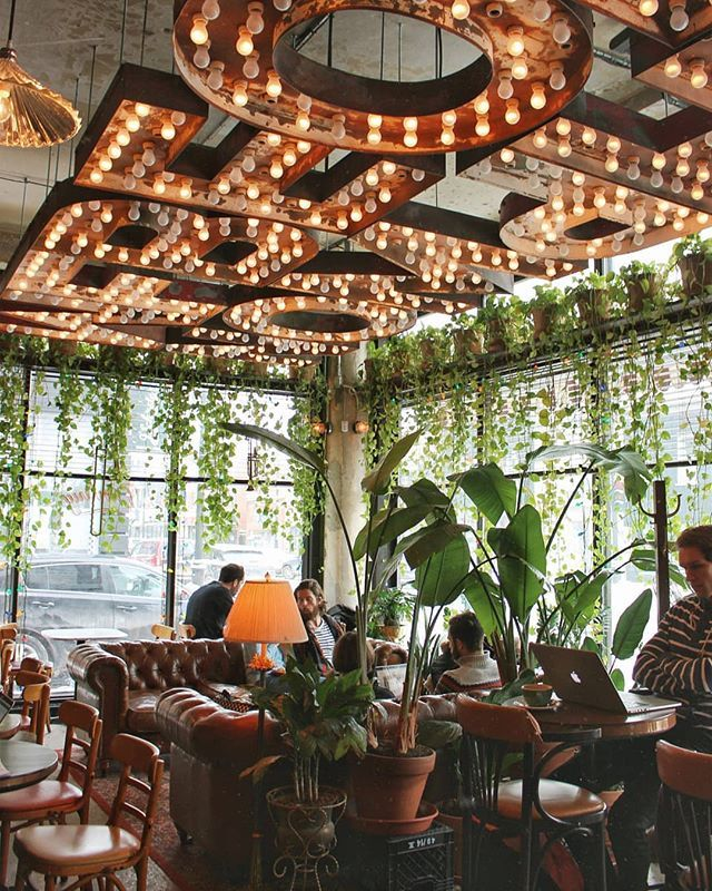 Bar Darling Is On My List It Just Has To Be Have You Been Here Montreal Qc Canada Follow Coffeeshopsoftheworl Cold Brew Coffee Maker Outdoor Decor Patio