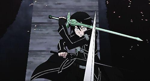 SAO Kirito