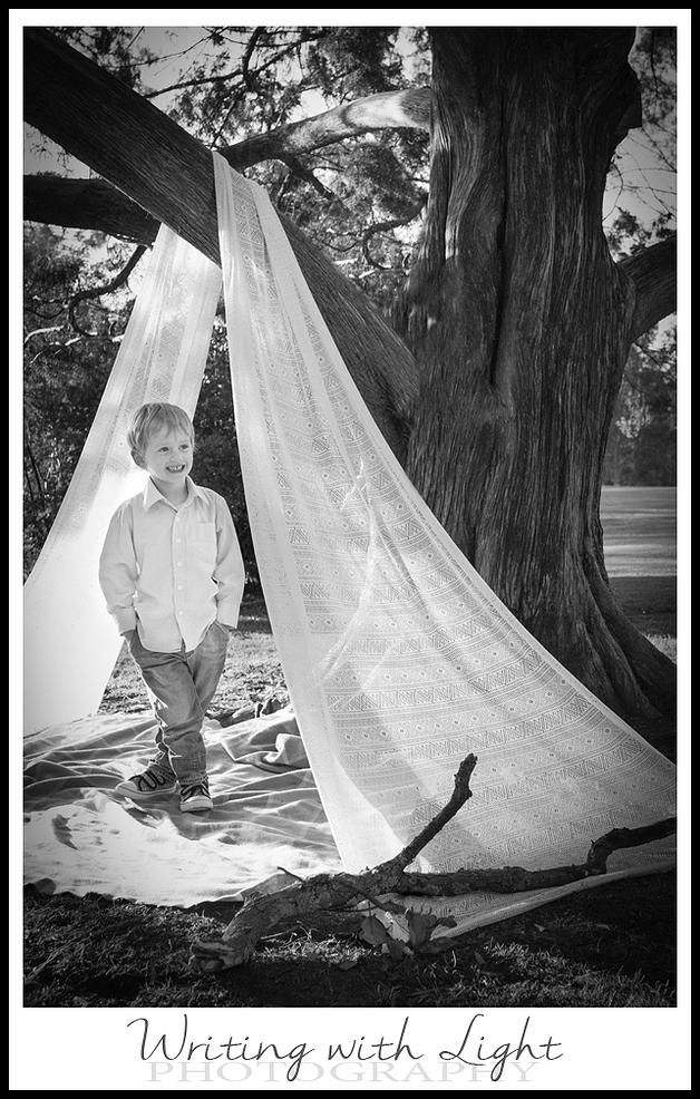 Little boys in black and white Narellan Sydney photography studio. Family photography | Changing of Seasons