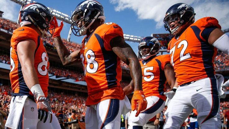Broncos grind out a win to get to 3-1 #FansnStars