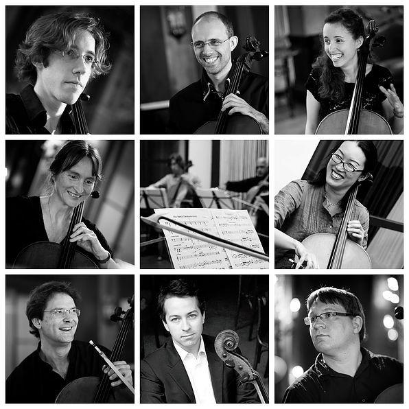 Nuits musicales en Vendée romane Ô-Celli (huit violoncelles) Mouchamps - http://www.unidivers.fr/rennes/nuits-musicales-en-vendee-romane-o-celli-huit-violoncelles-mouchamps/ -