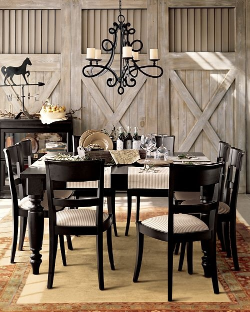 Best 25 equestrian decor ideas on pinterest horse for Dining room wall furniture
