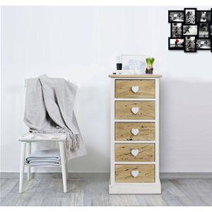 Mobiletto shabby chic con raffinati pomelli a forma di cuore. Perfetto per qualunque ambiente della zona giorno, per il bagno o la camera da letto.   #shabby #chic #furniture #home #house #design #interior #interiors #restyling #style #makeover #vintage #retro #white #wood #beige #grey #tutorial #idea #ideas #diy #black #friday #blackfriday #cyber #monday #cybermonday #sale #sales #sconti #mobili #arredamento #mobiletto #mobiletti #living #room #bedroom