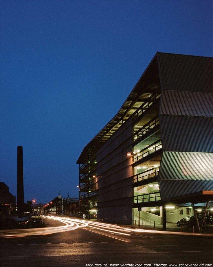 Gallery of Multi-Level Parking voestalpine / x Architekten - 3