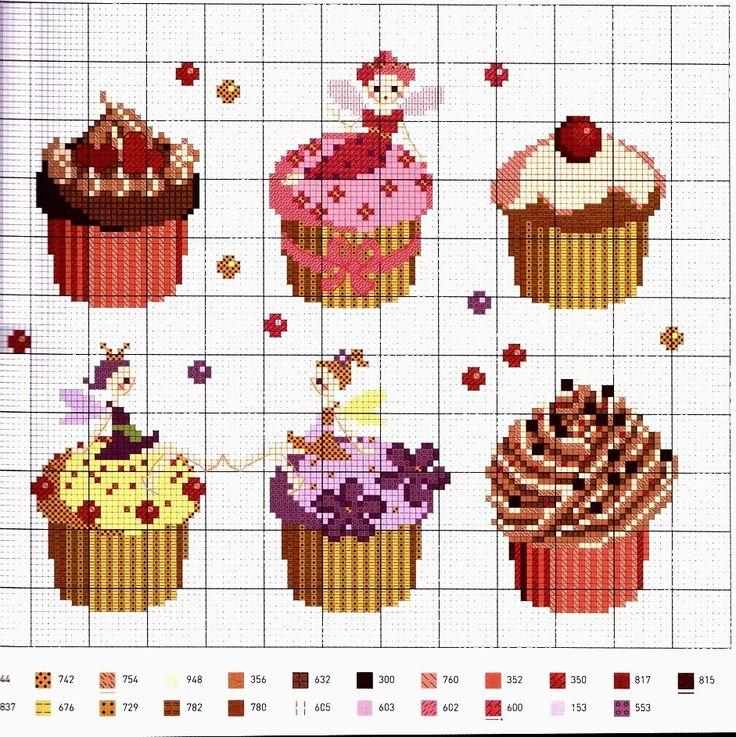 schema+punto+croce+-+dolcetti.jpg (941×943)