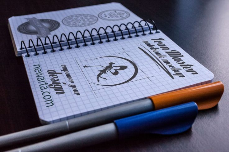 icon master notebook mockup 3