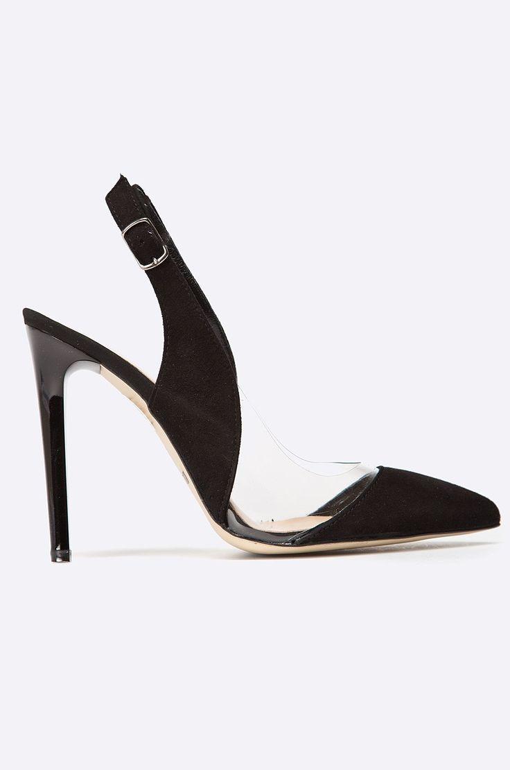 Carinii - Pantofi cu toc - Pantofi cu toc subtire din colectia Carinii. Model…