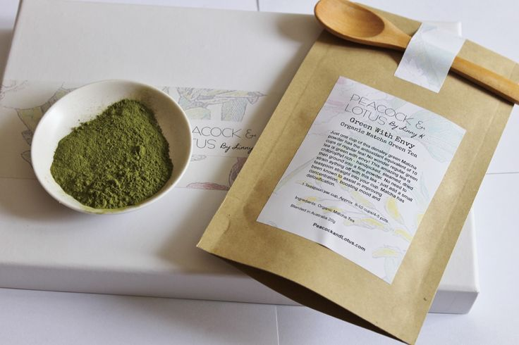 Matcha Organic Tea 20g/80g packEach package contains 20g/80g of tea. Enough for roughly 8 cups of tea/4-5 pots (20g) or 32-40 cups/16-20 pots (80g)Just one cup of this densely green Matcha powder has the antioxidant equivalent of 10 cups of regular tea, Now wonder regular greent tea is green with envy! This amazing tea is chllorophyl rich - hand picked, steamed, dried then ground into fine powder. No need to strain anything off with this tea - just adda small teaspoon straight to your cup…