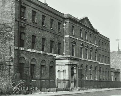 Poplar Workhouse, 1950