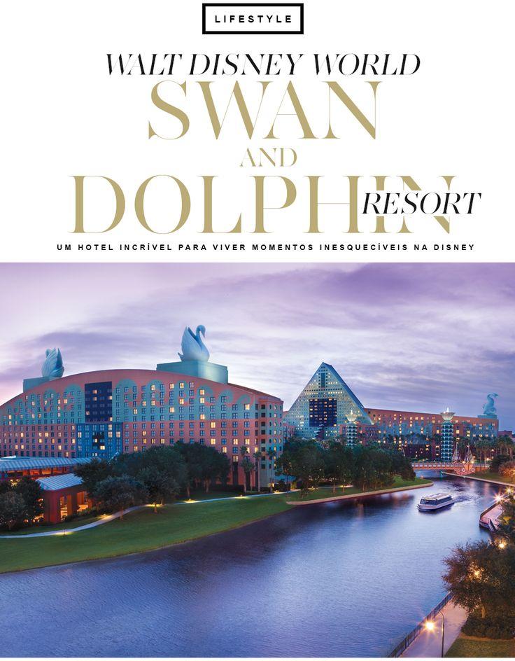BLOG DO KADU - WALT DISNEY WORLD SWAN E DOLPHIN RESORT