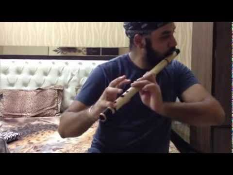 Flute lesson - Happy birthday tune