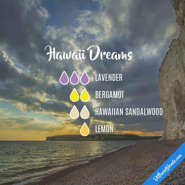 Hawaii Dreams - Essential Oil Diffuser Blend
