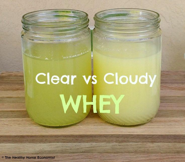 how to make liquid whey