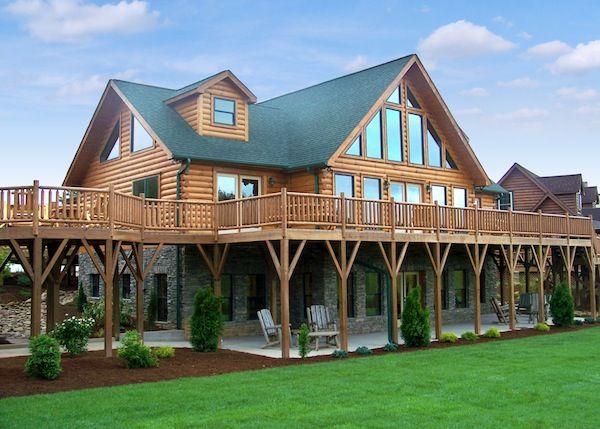 Best 25 Modular log homes ideas on Pinterest Modular log cabin