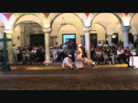 BODA MESTIZA YUCATECA-FESTIVAL DE LA CIUDAD-BALLET TITULAR