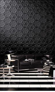 love installation and tile wall!