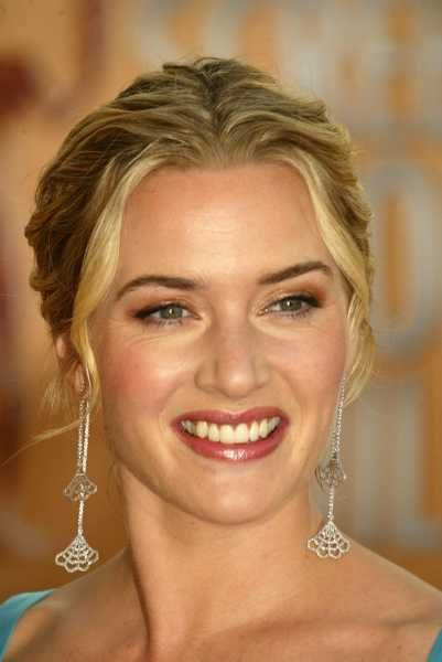 Kate Winslet: one of my girl-crushes...which has been ongoing for about 20 years now.