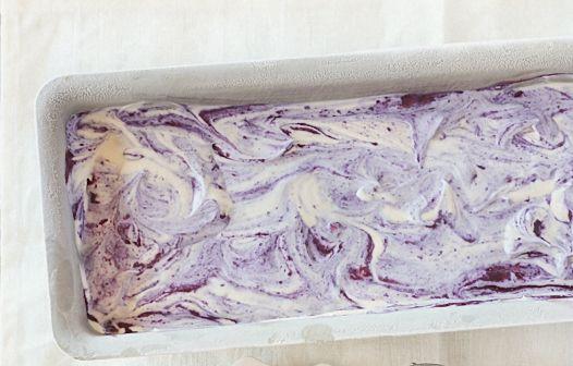 Черничное мороженое из Австралии