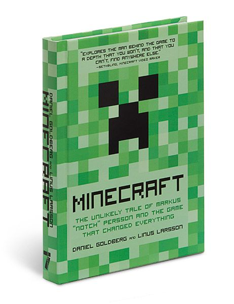 "Minecraft: The Unlikely Tale of Markus ""Notch"" Persson"
