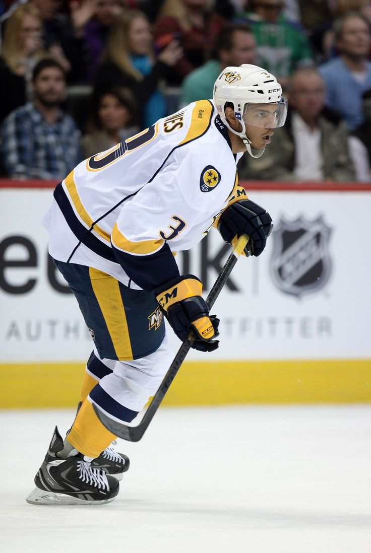 "Rookie Seth Jones Making Things ""Just Happen"" in Nashville - http://thehockeywriters.com/rookie-seth-jones-making-things-just-happen-nashville/"