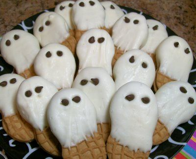 Nutter butter peanut butter ghost cookies recipes