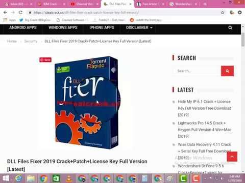 dll file fixer key download
