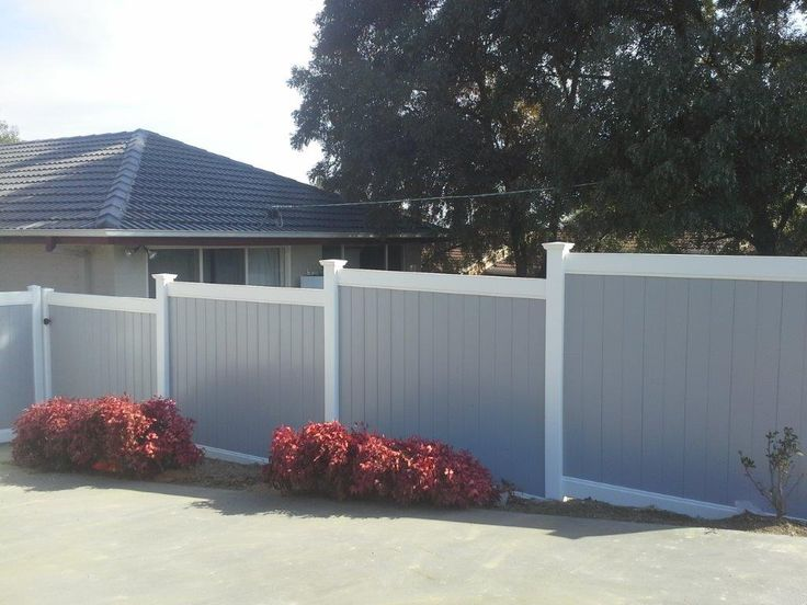 Protect Your Privacy With Our Gorgeous Range Of Privacy Fencing!  #privacyfencing #pvc #