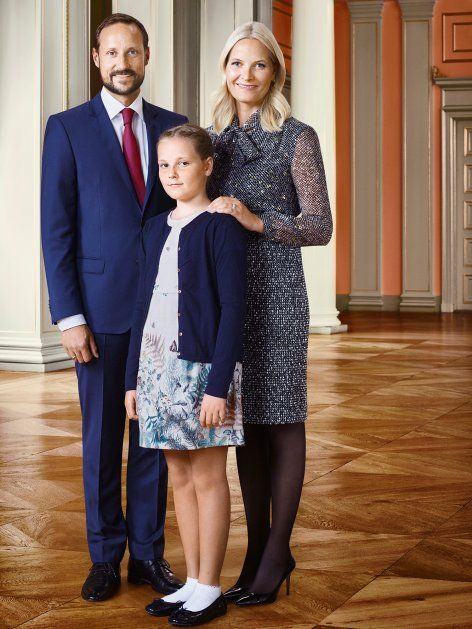 Mette-Marit von Norwegen: Die große Bühne gehört heute ihrer kleinen Tochter