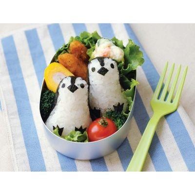 Menjual cetakan alat bento surabaya  Nama Produk   Rice Mold - Baby Penguin Phone/SMS/WA 0852-3179-7181 PIN 59417AD0 official website www.forbento.com  #bento #indonesia #jualalatbento #cateringboxbento #cetakan #alatbento #alatbentomurah   #cetakannasi #cetakanwortel #cetakannori #pemotongnori #punchernori #forbento