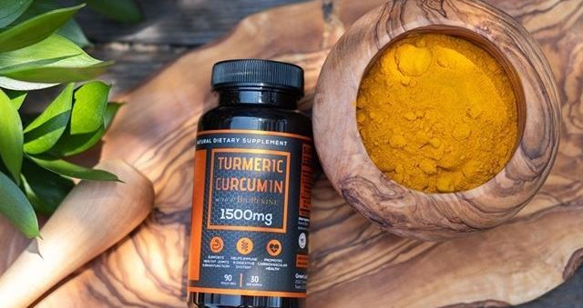 Turmeric Curcumin for Weight Loss | VitBoost Products