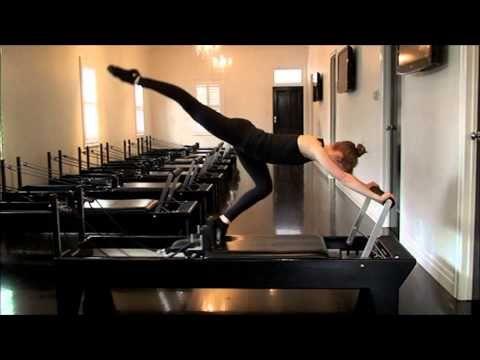 Studio Pilates Advanced Reformer Certification - YouTube