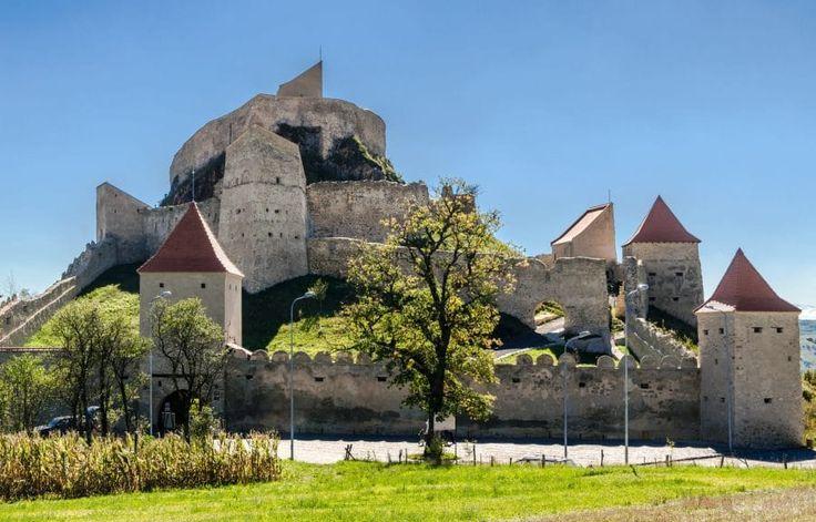 La jolie citadelle médiévale de Rupea : Bonjour Roumanie