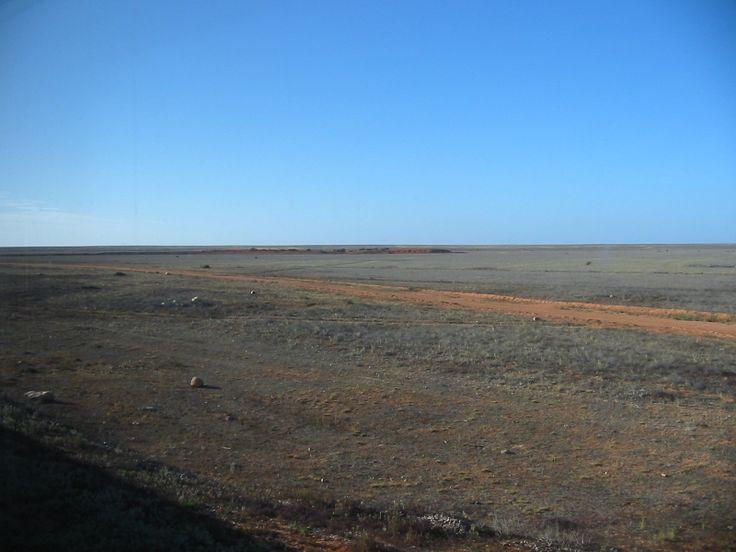 Nullarbor Plain.