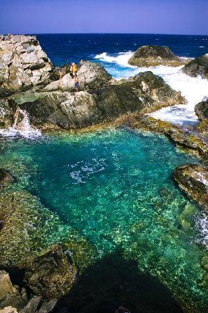 Natural Pool - Noord - Reviews of Natural Pool - TripAdvisor