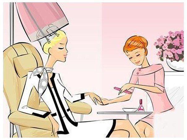 В салоне красоты девушка: - Мне маникюр, пожалуйста, как у..... Бритни Спирс, макияж как у.......Анджелины Джоли, педикюр как у ........Наоми Кэмпбелл. Маникюрщица (флегматично): ---------— Лицо как у Жерара Депардье оставляем...???