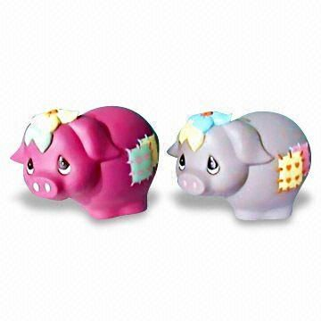 Cool piggy banks customer review about cool piggy shaped for Really cool piggy banks