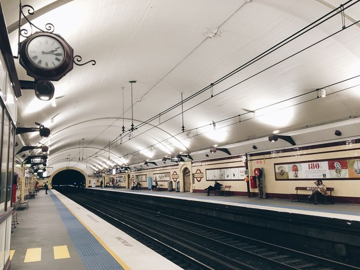 : Museum Station, Sydney, AUS Sydney trip 2016