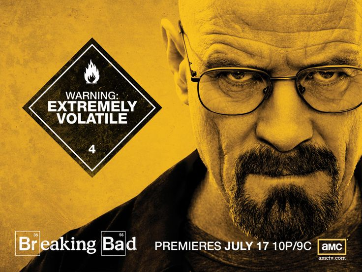 Breaking Bad se consagra en el Olimpo | Diamantes en serie