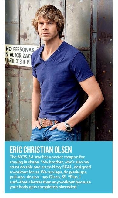 Eric Christian Olsen is my Ty