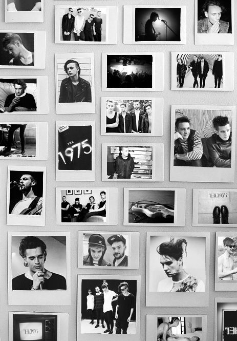 the 1975 | the 1975 | Pinterest | Photo walls, Picture ...