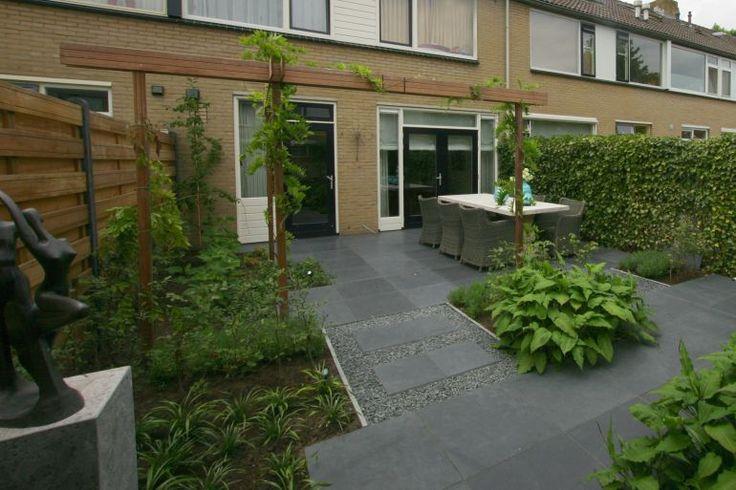 Kleine tuin 48m2 #31