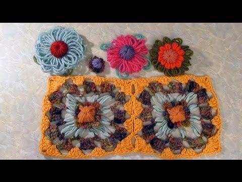 Flower Looms - Rosebud Centre - YouTube
