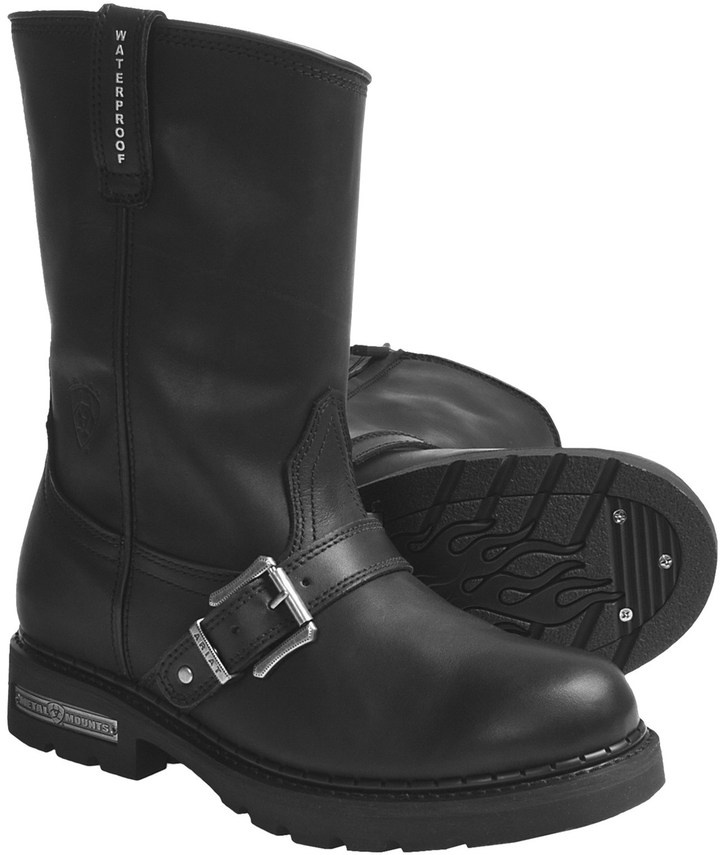 Top 7 ideas about Boots on Pinterest | Motorcycle boot, Dean o ...