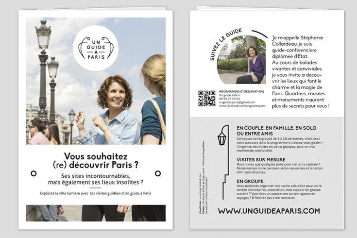 Un Guide à Paris - Raya AbiAad - conception graphique - graphiste - Paris - français, anglais, arabe -french, anglais, arabe