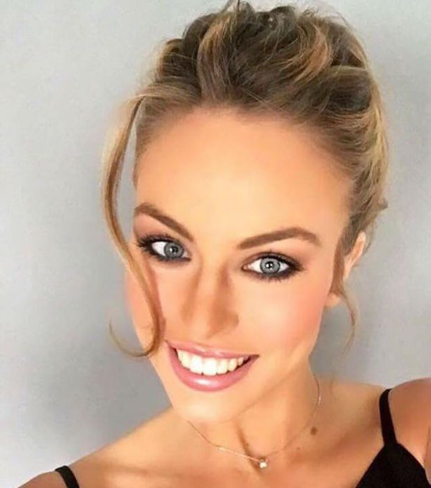 Miss Nord-Pas-de-Calais - Laurine Maricau